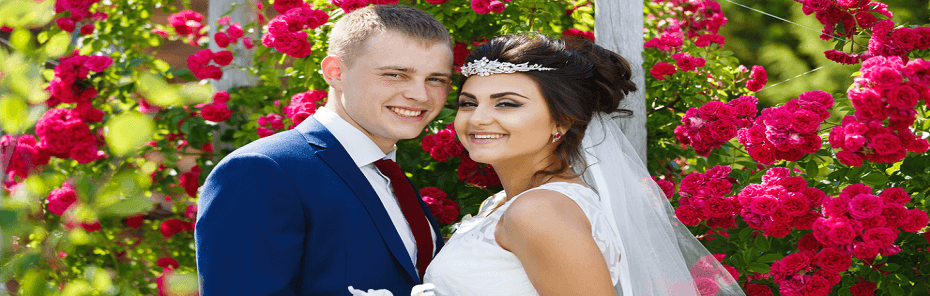 Wedding Photography Retouching: Test